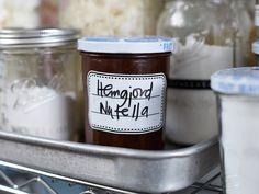 Hemgjord nutella | Recept från Köket.se Nutella, Cooking Recipes, Healthy Recipes, Healthy Food, Baking Ingredients, The Fresh, Scones, Cookie Dough, Juice