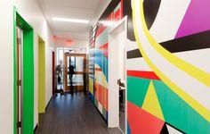 Regent Park School of Music by Bruce Mau Design , via Behance