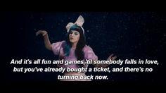 "Melanie Martinez, ""Carousel"""