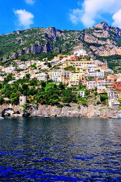 Was so close to this beautiful city but did not get to stay very long! I will go back! Positano, Amalfi coast, Campania, Italy