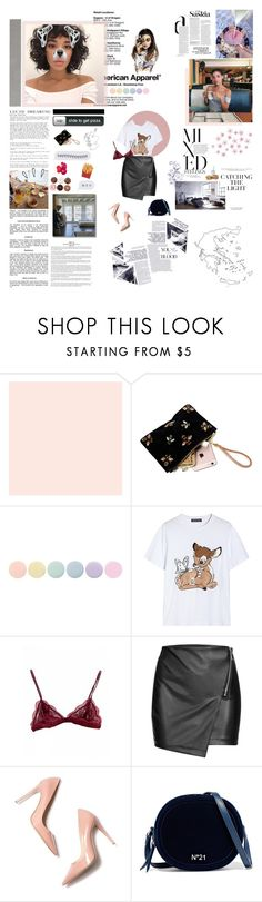 """[BTS] Slow down you crazy child \\ Take the phone off the hook and disappear for a while."" by kkerry ❤ liked on Polyvore featuring Farrow & Ball, Deborah Lippmann, Old Navy, Markus Lupfer, KING, M. Gemi and N°21"