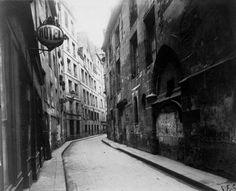 Eugène Atget: Hotel de Sens, rue de l'Hôtel de Ville, Paris, early 1900s