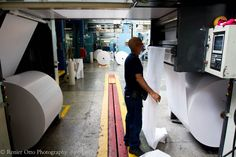 Printing Press | renierottophotography