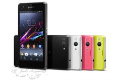 sony xperia z1 compact (white one)