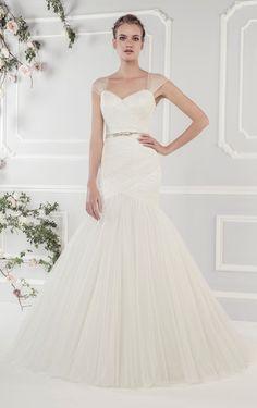 Ellis Bridals Rose wedding dresses collection 2015 | #Wedding #dress 19055 http://everybrideswedding.weebly.com/