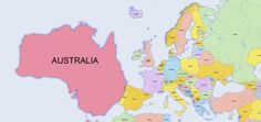 This is where Australia live now.