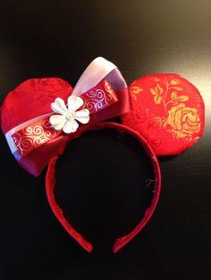 Mulan Mickey Ears
