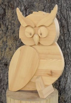 Scroll saw patterns 368661919495794506 Wooden Projects, Wooden Crafts, Craft Projects, Owl Crafts, Diy And Crafts, Wood Owls, Wood Animal, Wood Creations, Wood Patterns