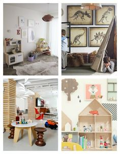 Playroom Inspiration • Artchoo.com
