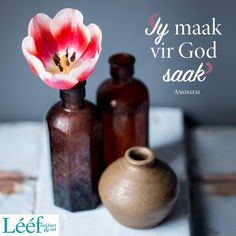 Afrikaans Quotes, Life Is Beautiful, Bible Verses, Perfume Bottles, Hart, God, Christian, Dios, Life Is Good