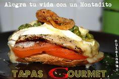 Unas Tapas Gourmet para conquistar a vuestros invitados: Montaditos Original (Pepitos de Ternera). Cuisíname