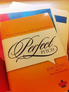 Perfect Pitch by Jon Steel