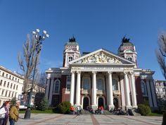 Ivan Vazov National Theatre , Sofia,Bulgaria