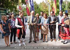#Nájera Galería fotográfica de la XXVII #Feria de Maquinaria #Agrícola, #Industrial y #Automoción ¡Ferias de San Miguel!!