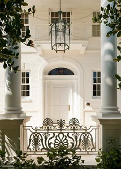 Traditional - Traditional - Exterior - Other Metro - Katherine Shenaman Interiors