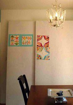 .House. of A La Mode: new design walls!
