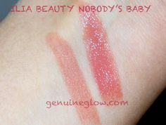 Genuine Glow: Another Favorite: Ilia Beauty Nobody's Baby