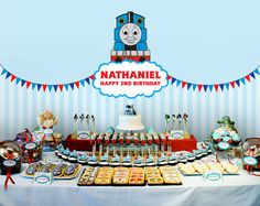 Hey, I found this really awesome Etsy listing at https://www.etsy.com/listing/195627099/printable-backdrop-thomas-and-friends