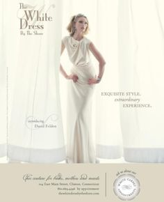 Our latest ad! The White Dress By The Shore