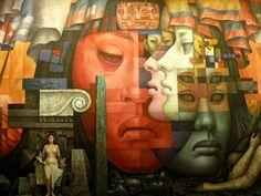 murales mexicanos - Buscar con Google