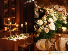 Winter Wedding| the union league - Alison Conklin Photography