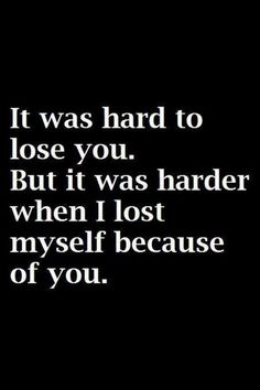Always remember yourself