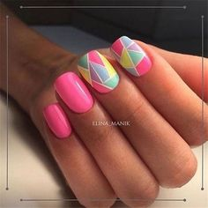 Want some ideas for wedding nail polish designs? This article is a collection of our favorite nail polish designs for your special day. Nail Polish Designs, Nail Art Designs, Cute Nails, Pretty Nails, Hair And Nails, My Nails, Wedding Nail Polish, Short Nail Designs, Shellac Nails