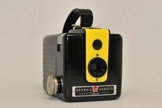Vintage Kodak Brownie Hawkeye Camera | Bourbon & Boots