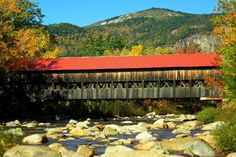 Covered Bridge in NH