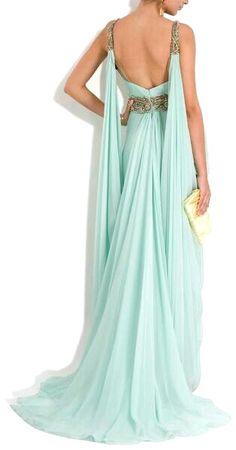 Vestido al estilo griego