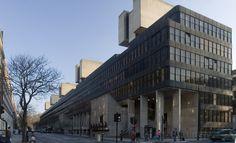 University of London Institute of Education, Denys Lasdun