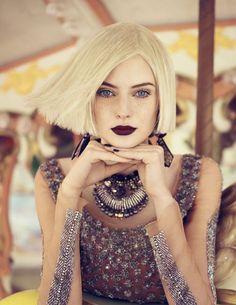 latest short hairstyles for women 2013 | Visit sundayinbed.tumblr.com