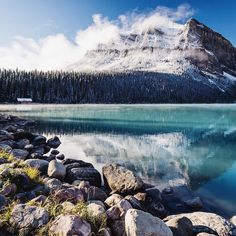 Lake Louise Alberta Canada  7D  #lakelouise #lake #mountains #rocks #reflection #reflections #banff #banffnationalpark #alberta #sharecg #yyc #canadianrockies #rockies #canon #canon7d #7d #nature #wilderness #wildernessculture #patrickmena #vsco #vscocam #vscogood #instacool #instagood #lookslikefilm #shotoncanon #instacool by patrickmena