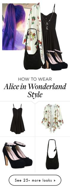 """""""Untitled #161"""" by keeprunning1245 on Polyvore featuring Charlotte Russe and Disney"""