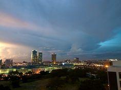 Muntinlupa City Skyline