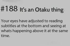 Anime, Manga & Music - Otaku Issues. - Community