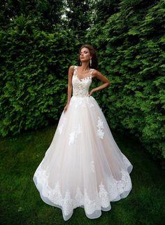 Свадебное платье «Дебора» Ариамо Брайдал — купить в Москве платье Дебора из коллекции 2017 года
