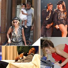 Beyoncé and Jay Z's Cutest Family Moments