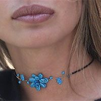 BEADED NECKLACES - Unique Beaded Necklace Collection - NOVICA