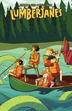 Lumberjanes, Volume 3: A Terrible Plan