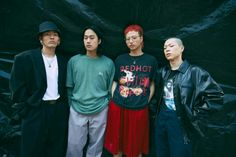 Hyukoh. These guys are my inspiration~