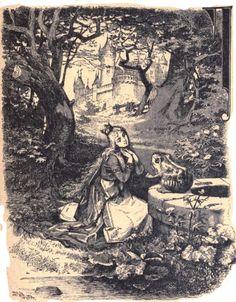 Listen to 50 Grimm's Fairy Tales in German