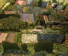 Parcs et jardins : David Inshaw All Nature, Parcs, Plantation, Irrigation, Mother Nature, Countryside, Greenery, Beautiful Places, Pictures