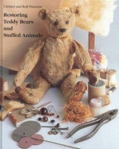 Book Restoring Teddy Bears and Animals • CAD 19.75