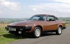 Triumph TR7 1978.