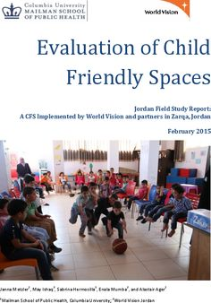 This evaluation is the fifth in a series of structured evaluations of CFS and was completed as part of three-year collaboration with World Vision and Columbia University. It was conducted with Syrian refugees in an urban setting in Zarqa, Jordan during the months of February to August 2014. The CFS was implemented through partners and supported and monitored by World Vision Jordan. Interviews were conducted during a one-week registration period hosted by partner staff and preceded by…