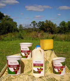 Wake Robin Farm, Jordan, NY....http://wakerobinfarm.org/products.html...also see Eat Wild: http://www.eatwild.com/basics.html
