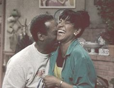 "But it helps when you have a loving, goofy, functional partnership. | 23 Life Lessons You Learned From ""The Cosby Show"""