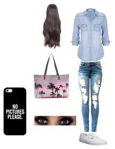 """""""Designing of what my mom wold wear"""" by awmccoy ❤ liked on Polyvore featuring maurices, Vans, Samudra and Casetify"""