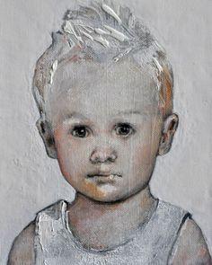 schilderijen edith snoek - Google zoeken Painting For Kids, Art For Kids, Contemporary Artists, Brown And Grey, Pencil Drawings, Child Art, Portrait Paintings, Abstract, Canvas